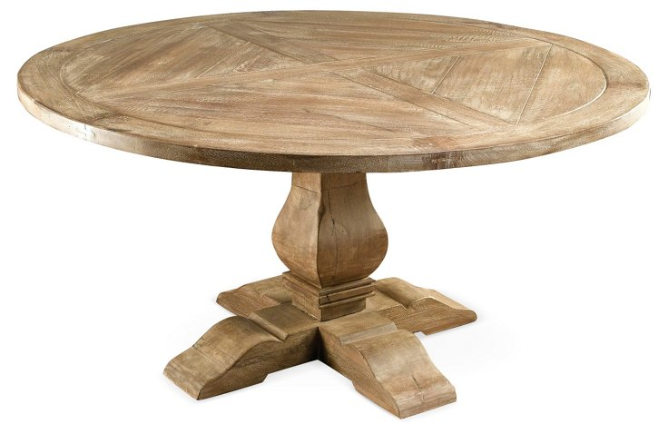 table tuscan by buy hekman round estates dining from