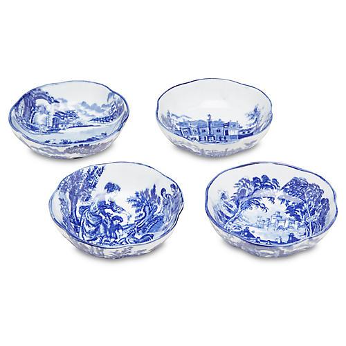 Helena Bowls, Blue