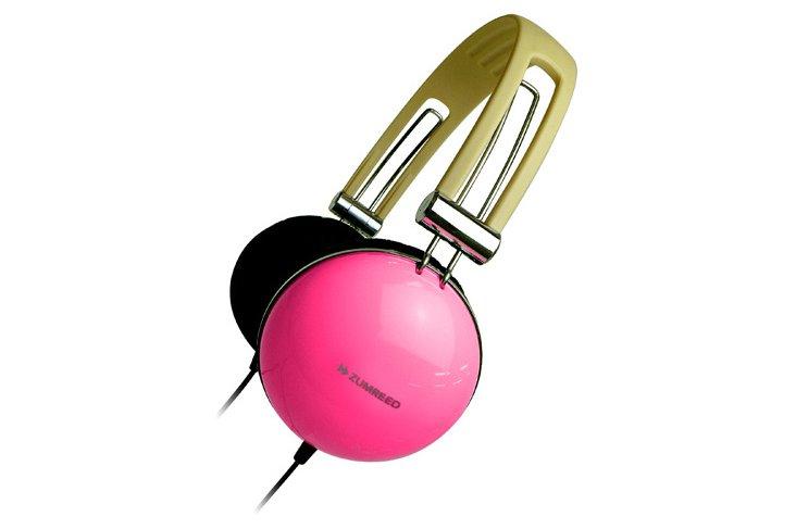 ZHP-005 Headphones, Pink