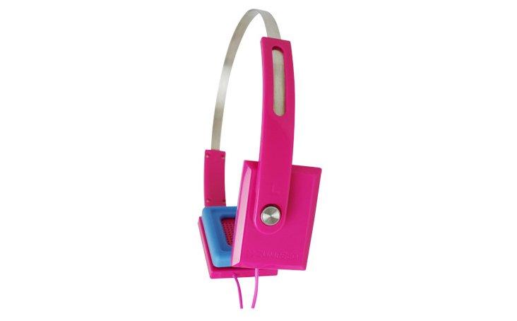 ZHP-008 Headphones, Pink