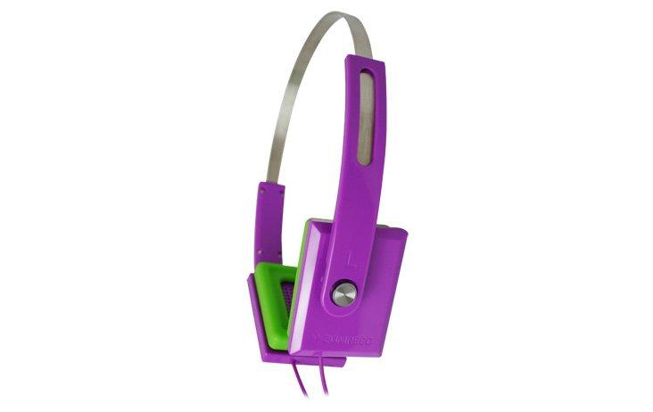 ZHP-008 Headphones, Violet