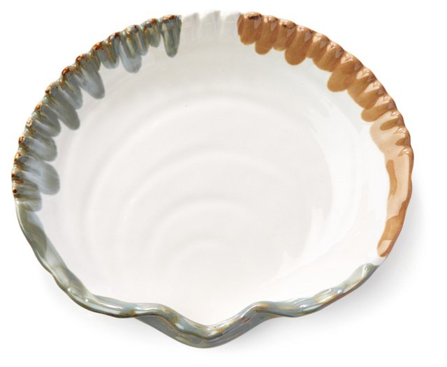 S/4 Beachcomber Shell Plates