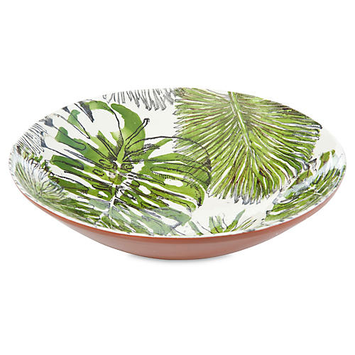 Palmetto Serving Bowl, Large