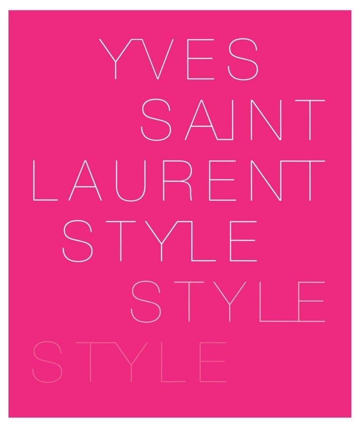 Yves Saint Laurent Style