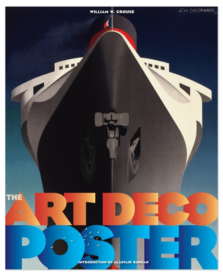 The Art Deco Poster Book