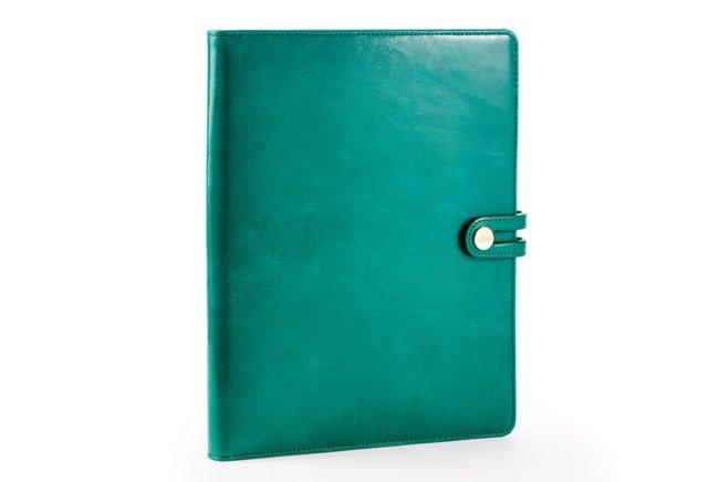 iPad Case w/ Easel, Emerald