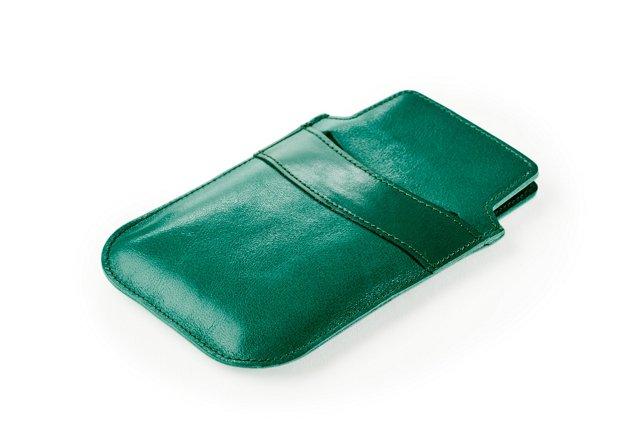 iPhone Sleeve, Emerald