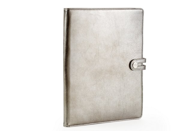 iPad Case w/ Easel, Pewter