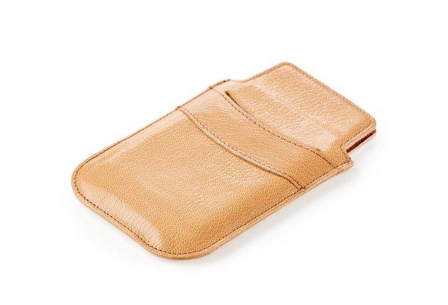 iPhone Sleeve, Tan