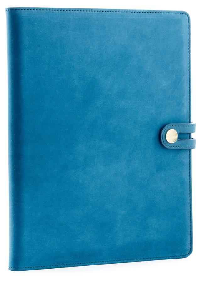 iPad Case, Blue