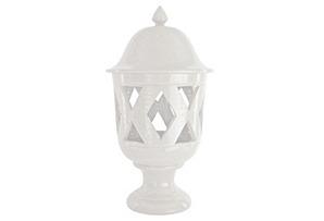 Large Lantern, White
