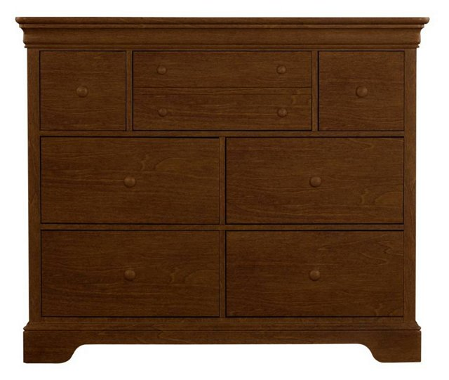 All Seasons Dressing Chest, Brown