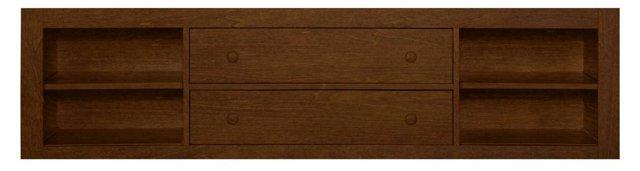 All Seasons Storage Drawers, Brown