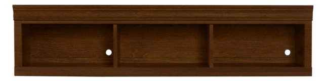 Dana Large Storage Hutch, Brown
