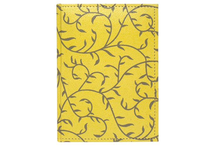 Vine Journal, Yellow