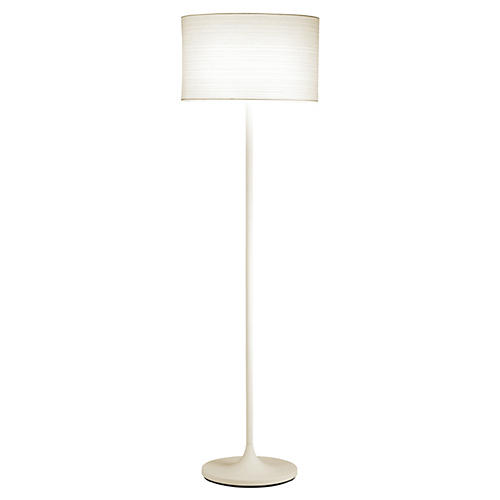 Oslo Floor Lamp, White
