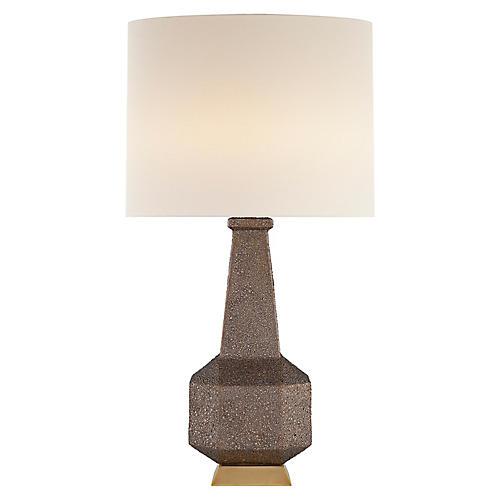 Babette Table Lamp, Burnt Gold