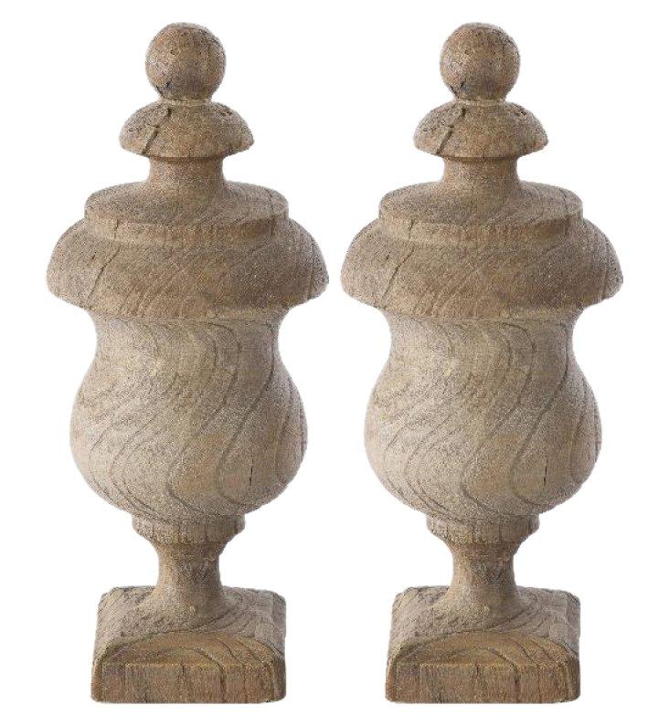Arlon Urns, Pair