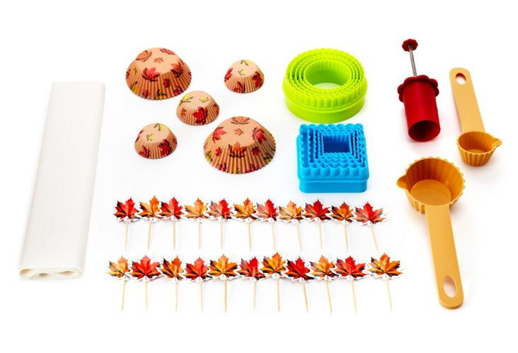 Autumn Baking Set