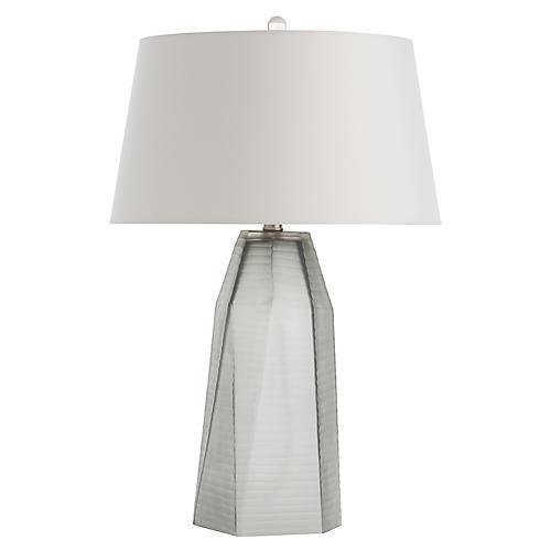 Foster Table Lamp, Smoke