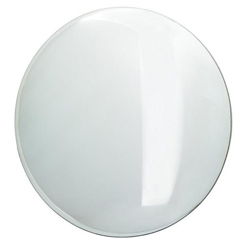 Sherman Wall Mirror, Mirrored
