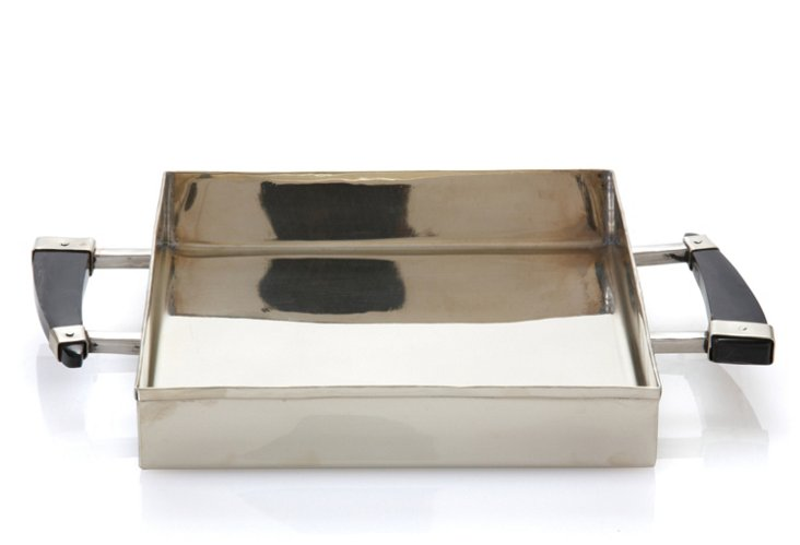 Bolson Tray, Black Horn