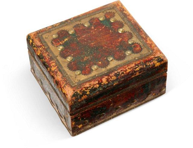 Wood Box, Small