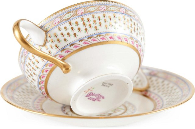 Royal Cauldron Bouillon Cups, Set of 14