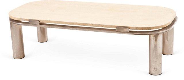 Midcentury Steel Coffee Table I