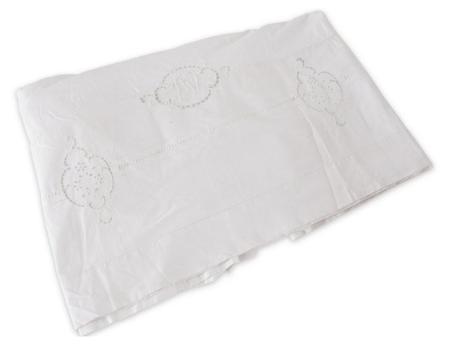 French Bedcover I