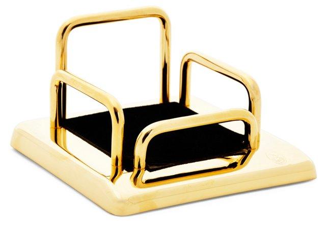 23K Gold-Plated Smartphone Holder