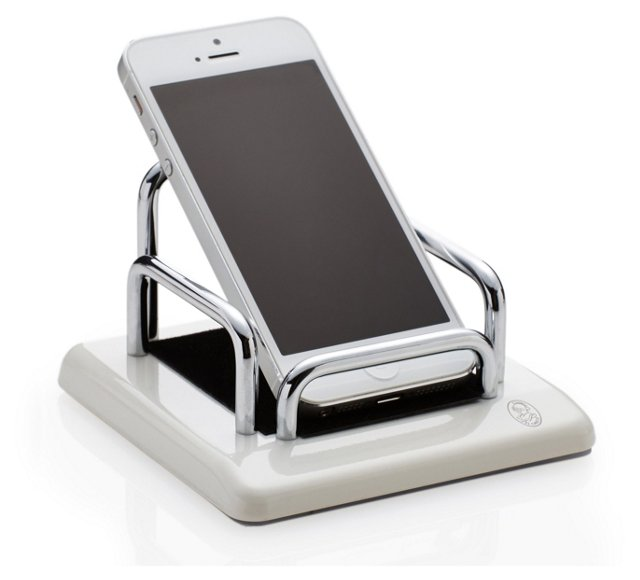 Smartphone Holder, White