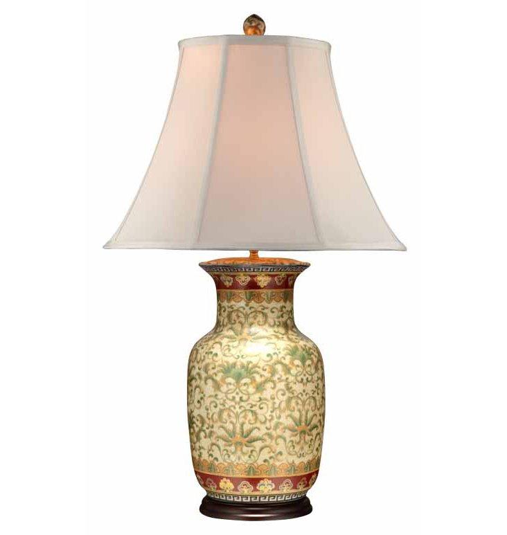 Abbey Table Lamp, Porcelain
