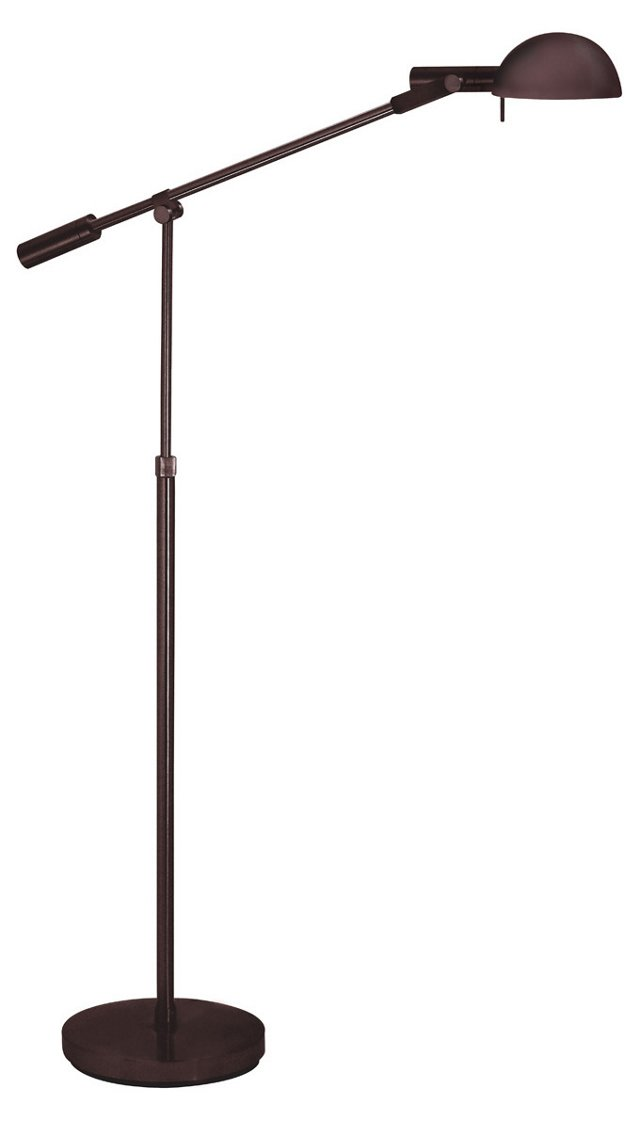 Cosimo Floor Lamp, Rose Bronze