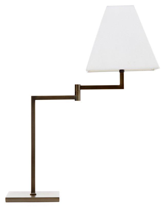 Andover Table Lamp, Europa Bronze