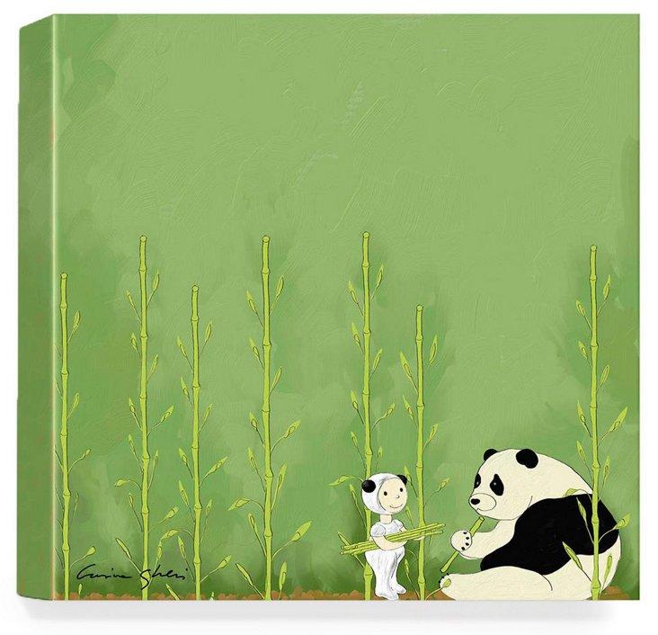 The Magic World of Uti, Panda