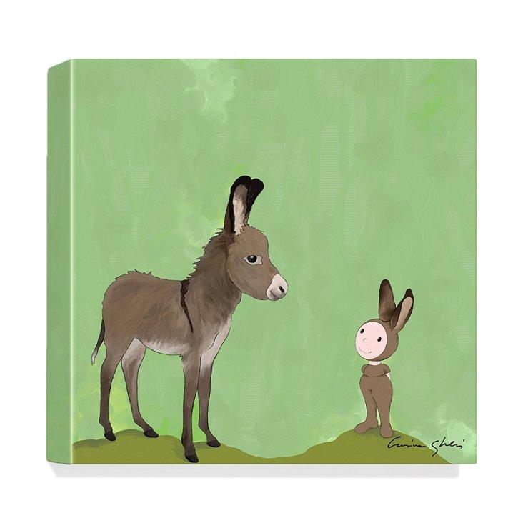 The Magic World of Uti, Donkey