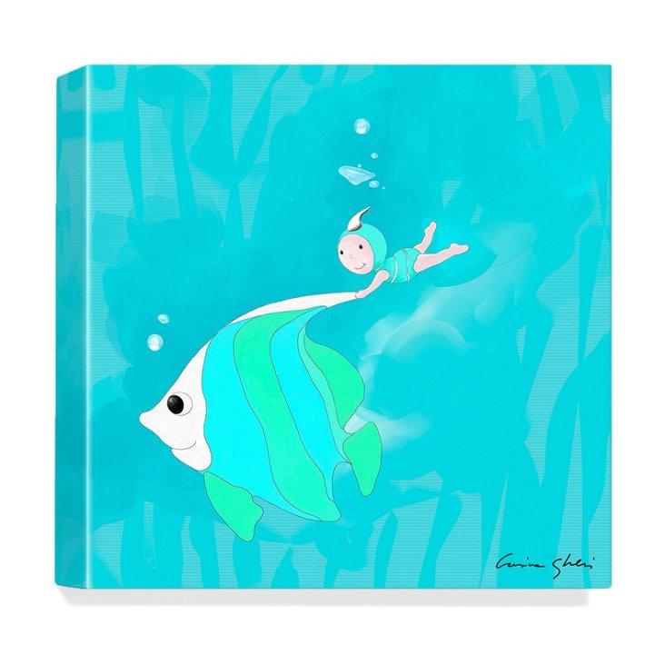 The Magic World of Uti, Fish