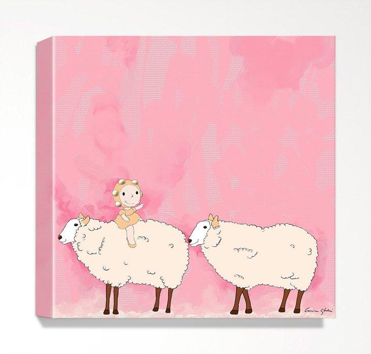 The Magic World of Uti, Two Sheep