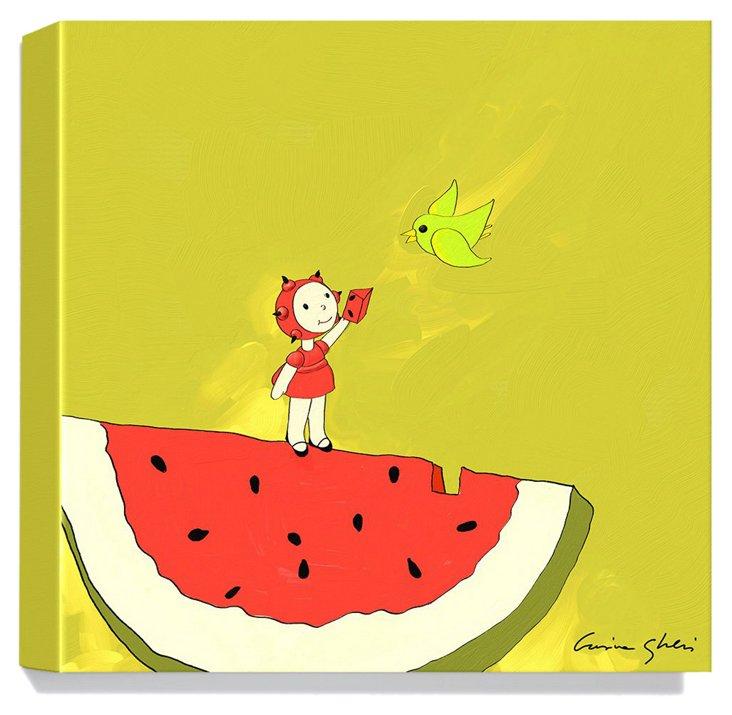 The Magic World of Uti, Watermelon