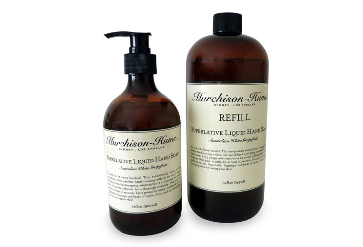 Hand Soap Set, Grapefruit