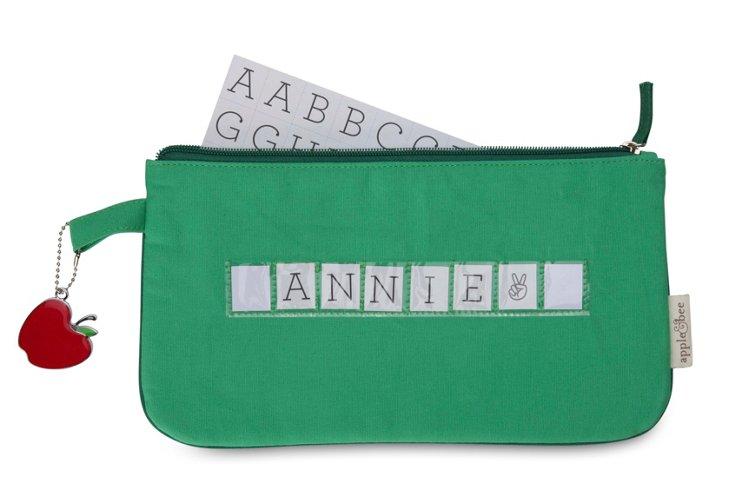 Pencil Case, Green