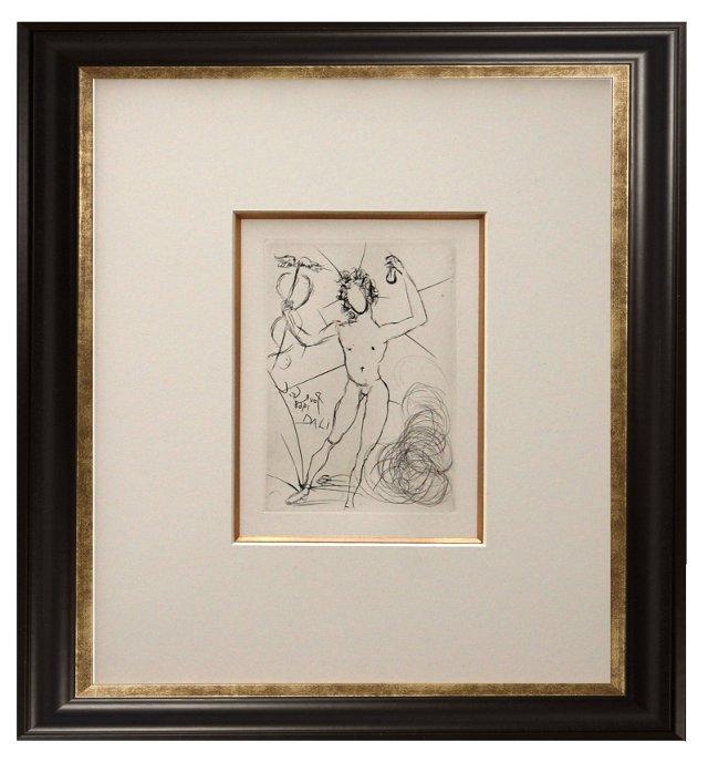 Dalí, Mercury