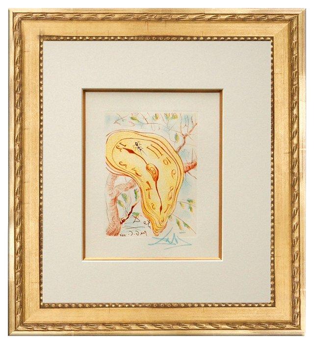 Dalí, Melting Clock DNU