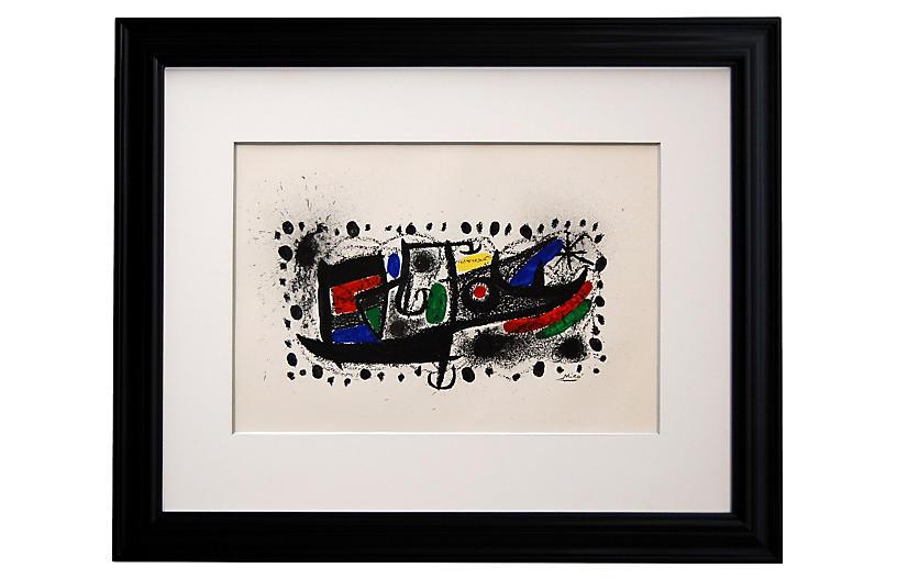 Joan Miró, Star Scene