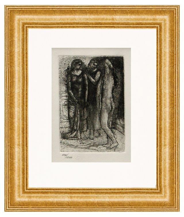 Pablo Picasso, Three Graces