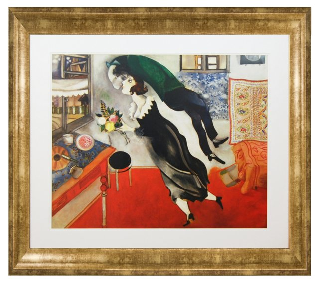 Marc Chagall, Birthday