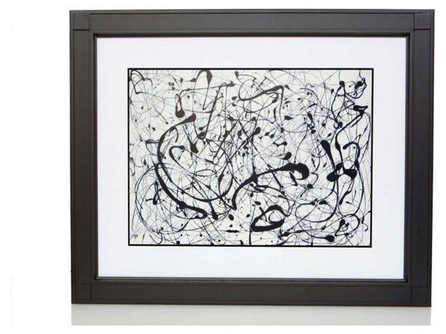 Pollock, Number 14 DNU