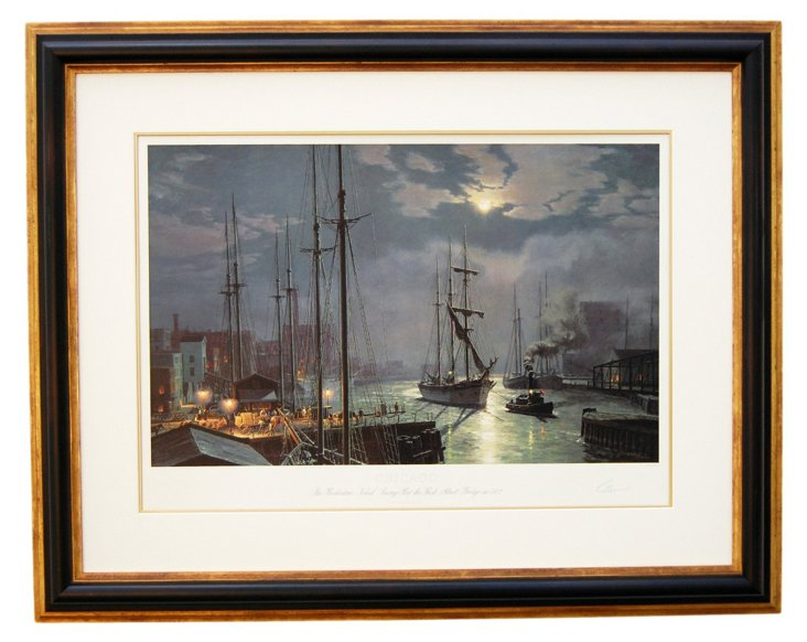 John Stobart, Chicago
