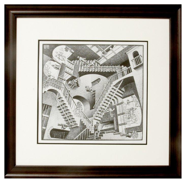 MC Escher, Relativity